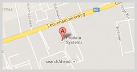 Prodata map